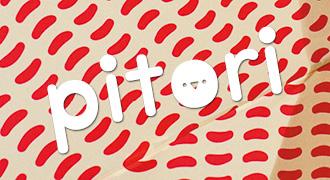 カムアクロス アンブレラブランド「pitori(ピットリ)」カタログ