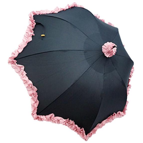 フリル付パゴダ傘